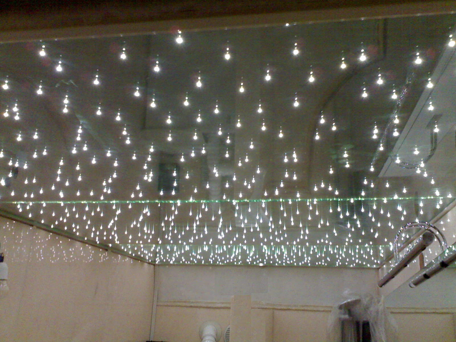soffitto stellato costo: punto luce led soffitto cielo stellato .... kit punto luce led per ...