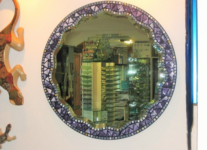 Mosaico Sole fusione